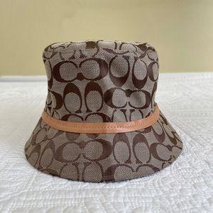 Coach Monogram Signature Bucket Hat P/S
